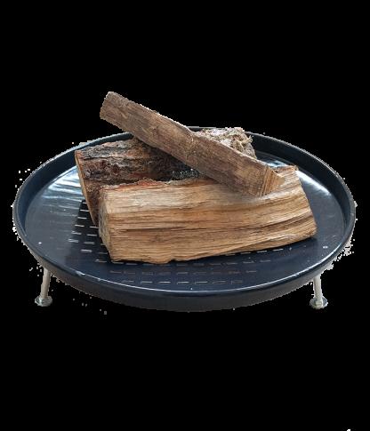 Geëmailleerde vuurschaal - Buitengewoon Koken