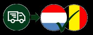 Verzending NL en BE - Buitengewoon Koken