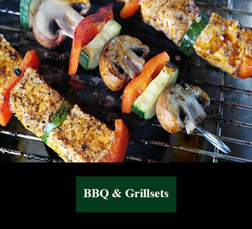 Buiten koken met onze grillproducten! Bijvoorbeeld deze heerlijke shaslicks!