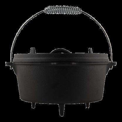 Dutch Oven 6 liter - van Buitengewoon Koken