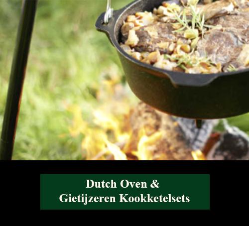 Gietijzer en dutch oven van Buitengewoon Koken