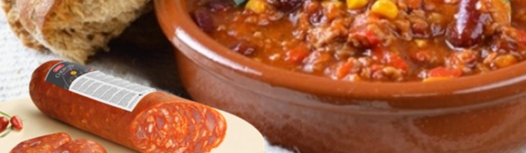 Chorizo bonenstoof